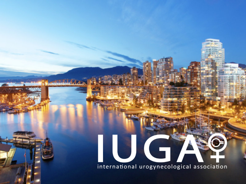 Dr. Murphy Internationally recognized at IUGA 2017
